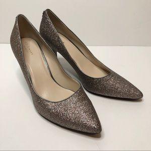 Cole Haan Grand OS glitter heels